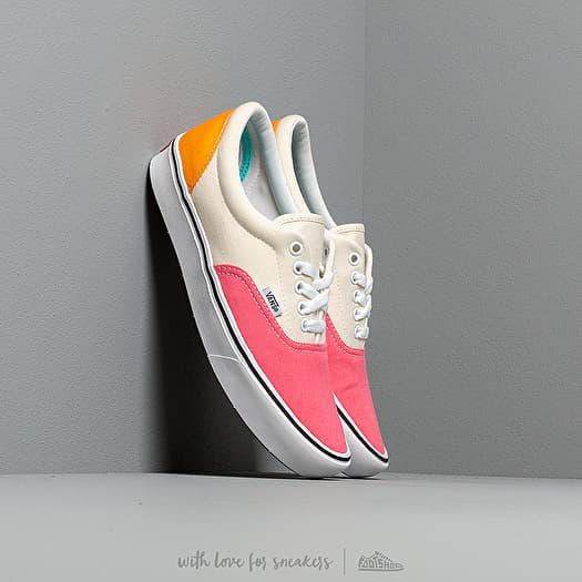 VANS Comfy Cush Era Canvas Strawberry Pink