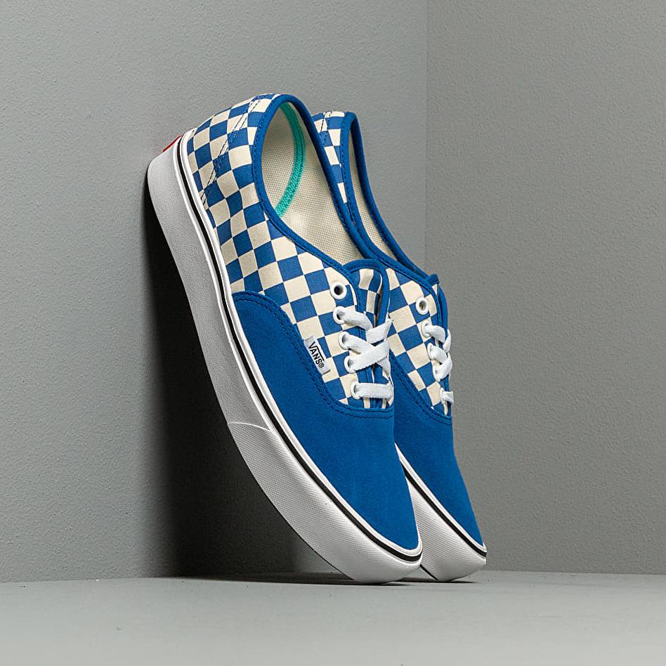 Vans ComfyCush Authentic (Checker) Lapis Blue/ True White EUR 41