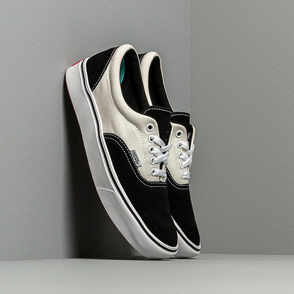 Vans ComfyCush Era (Suede/ Canvas) Black/ Mars EUR 46