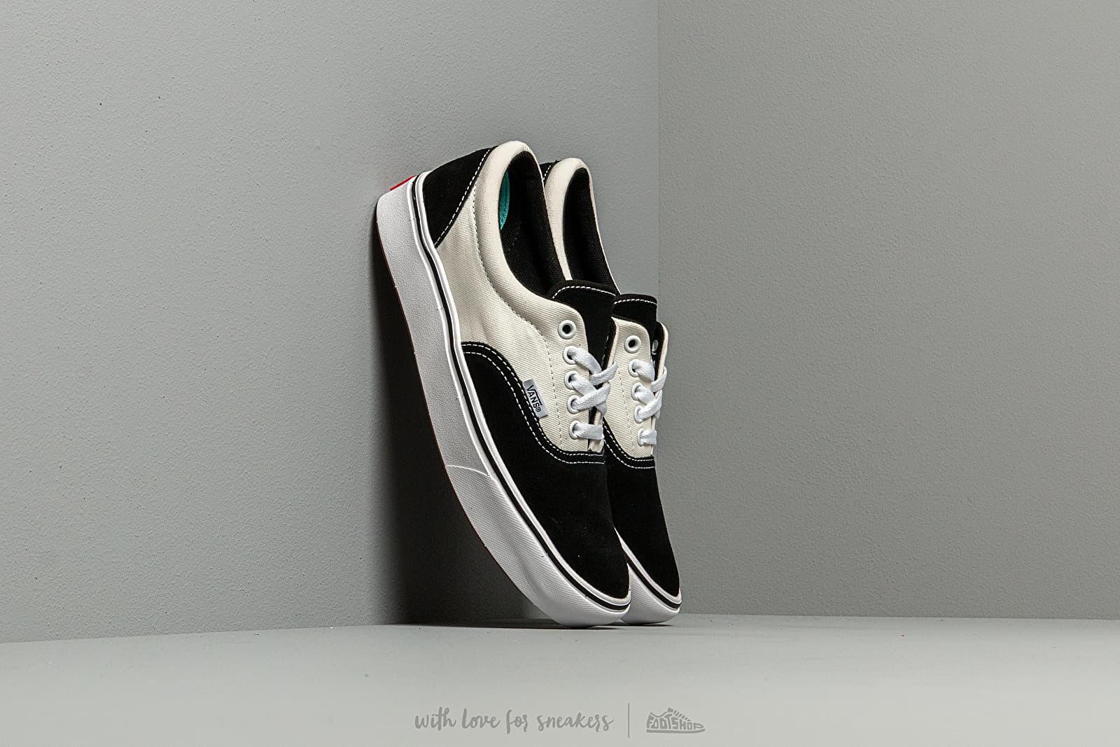 Vans ComfyCush Era (Suede/ Canvas) Black/ Mars at a great price 66 € buy at Footshop