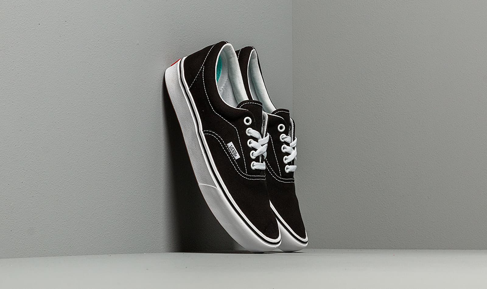 Vans ComfyCush Era (Classic) Black/ True White EUR 46