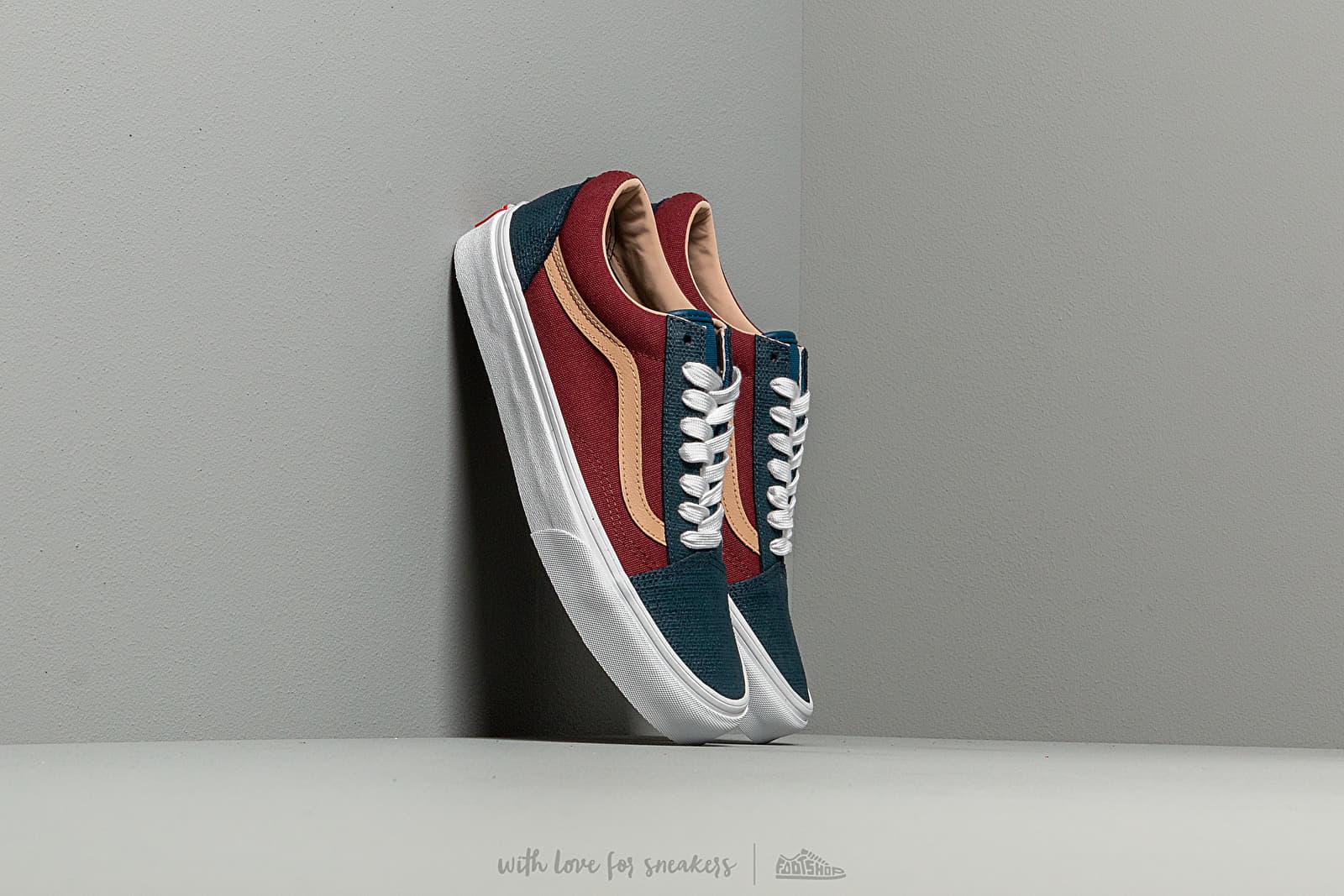 Vans Old Skool (Textured Suede) Sailor Blue | Footshop