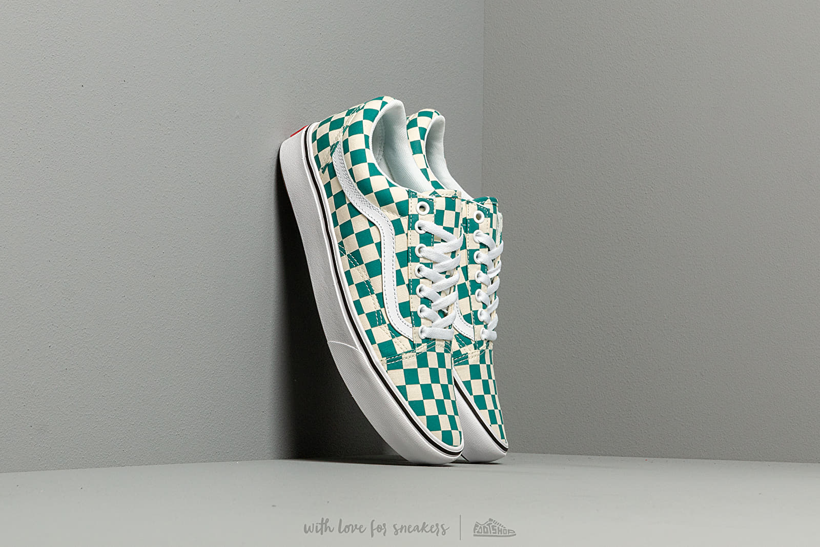 Vans ComfyCush Old Skool (Checker)