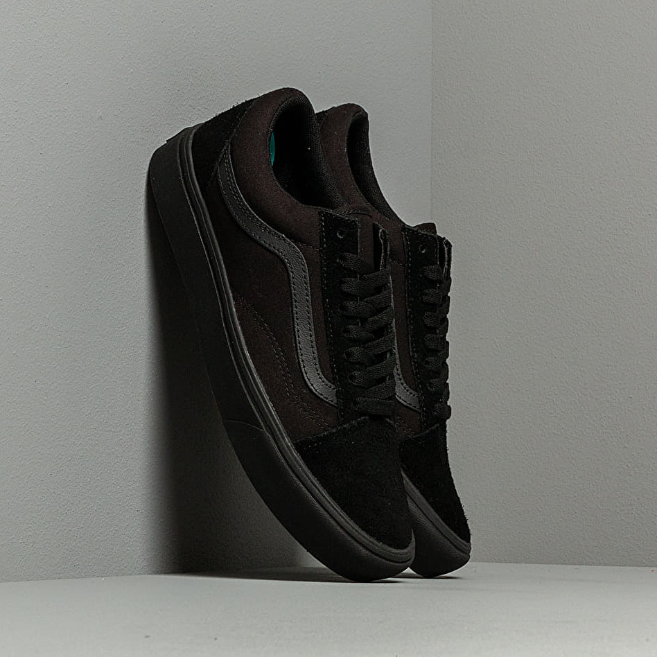 Vans ComfyCush Old Skool (Classic) Black/ Black EUR 45