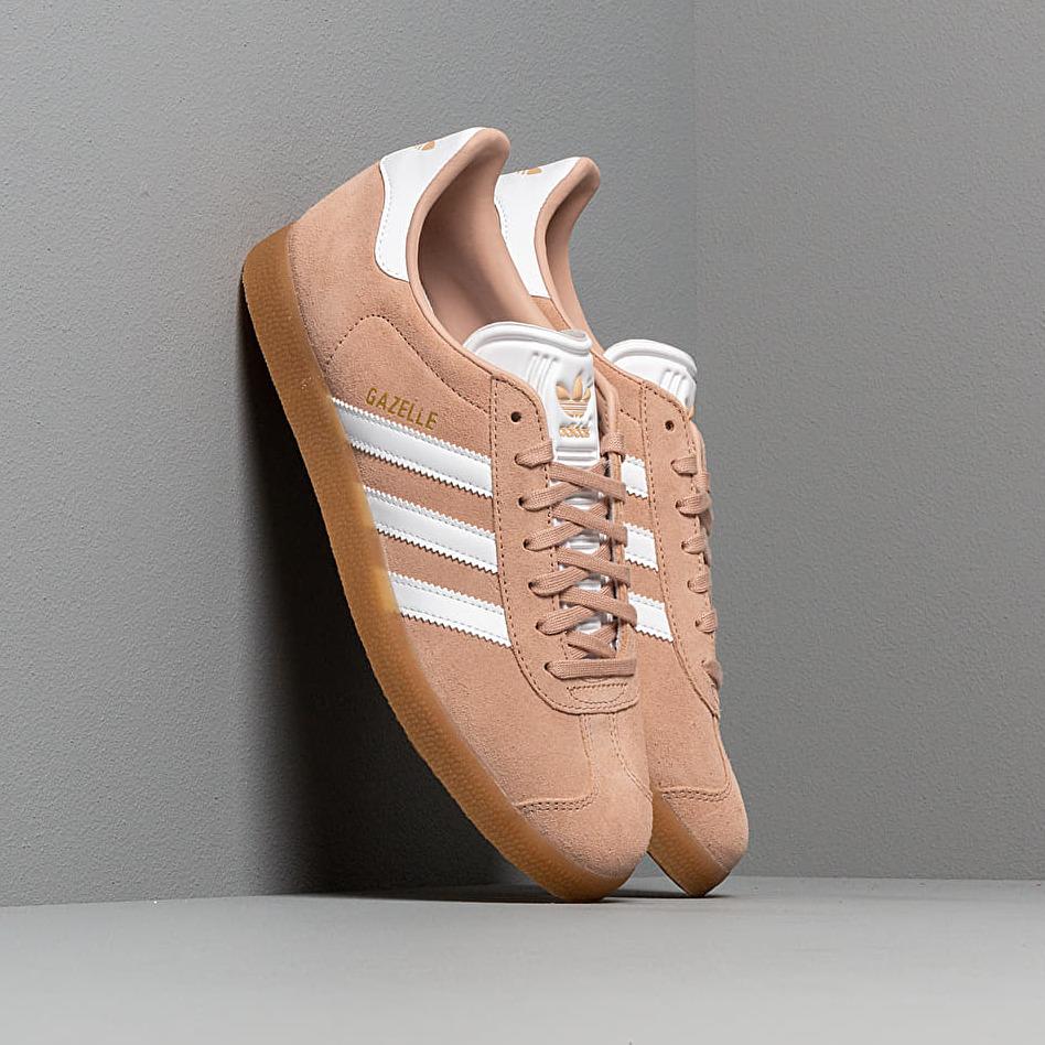 adidas Gazelle Ash Pearl/ Ftw White/ Gum3 EUR 46