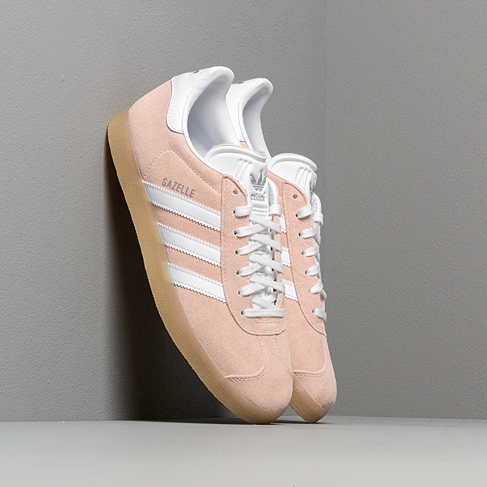 adidas Gazelle W Clear Orange/ Ftw White/ Ecru Tint EUR 41 1/3