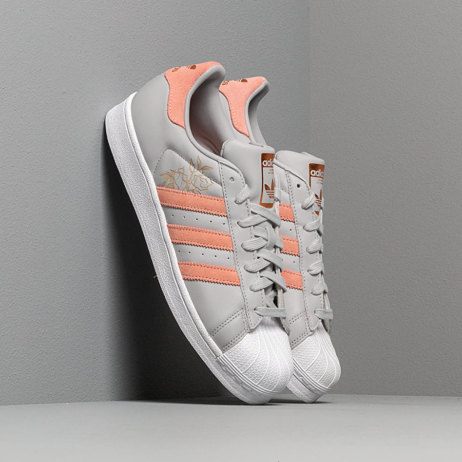 adidas Superstar W Grey Two/ Trace Pink/ Ftw White EUR 38