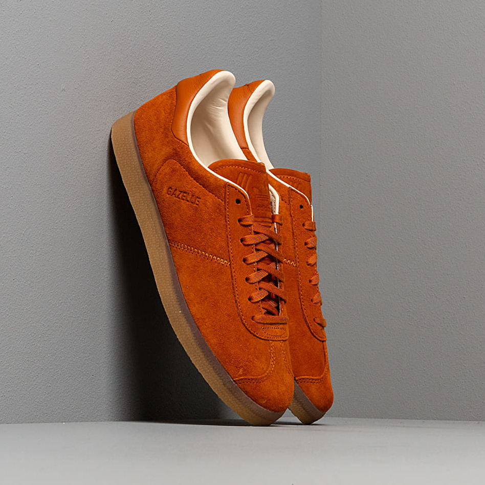 adidas Gazelle Clear Ochre/ Ecru Tint/ Gum3 EUR 47 1/3