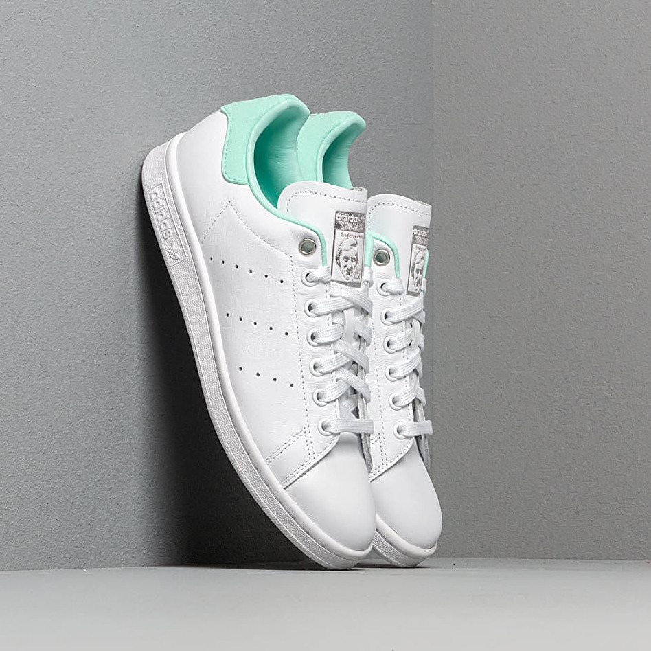 adidas Stan Smith W Ftw White/ Silver Metalic/ Clear Mint EUR 40