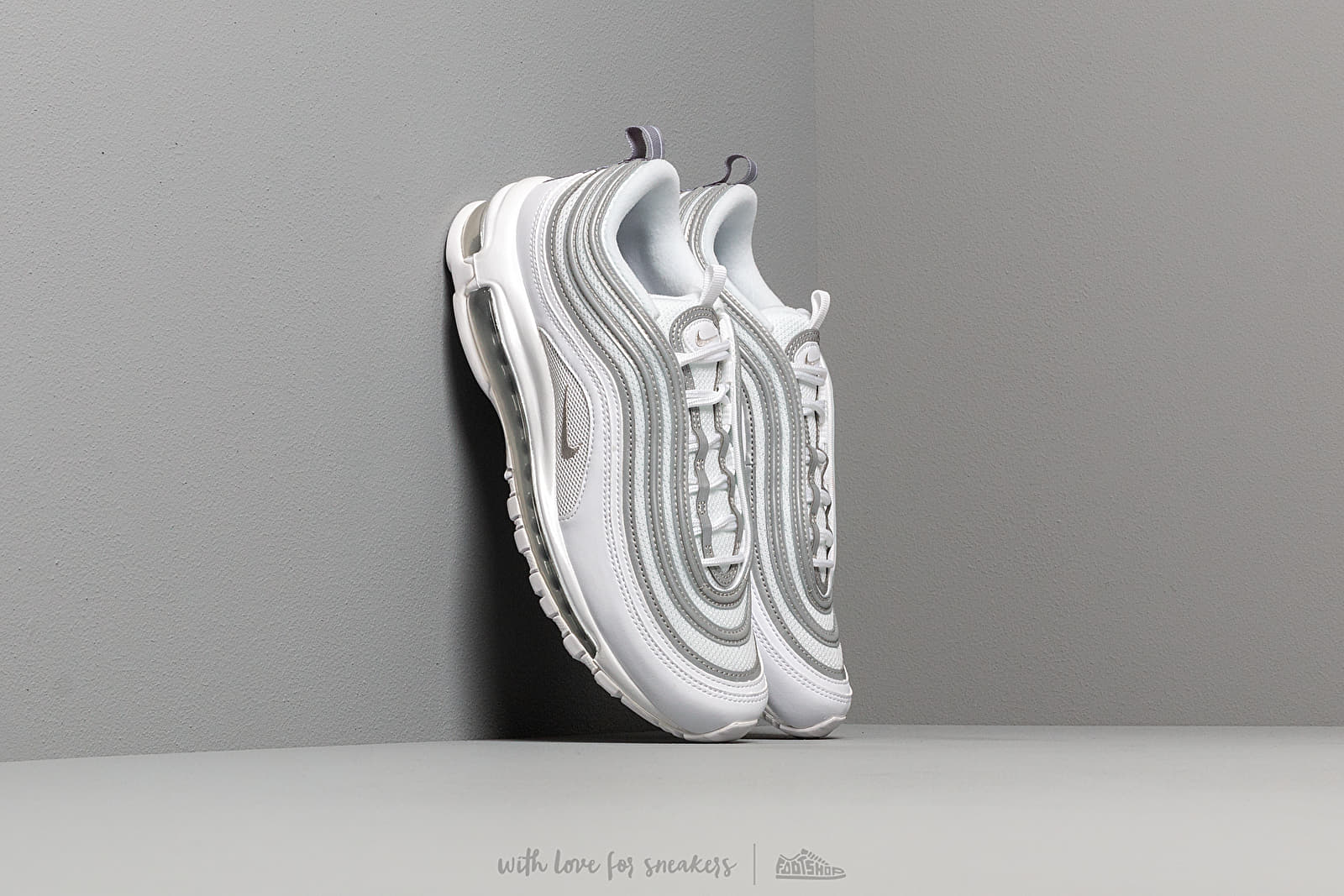 a0f582a296 Nike Air Max 97 White/ Reflect Silver-Wolf Grey at a great price £