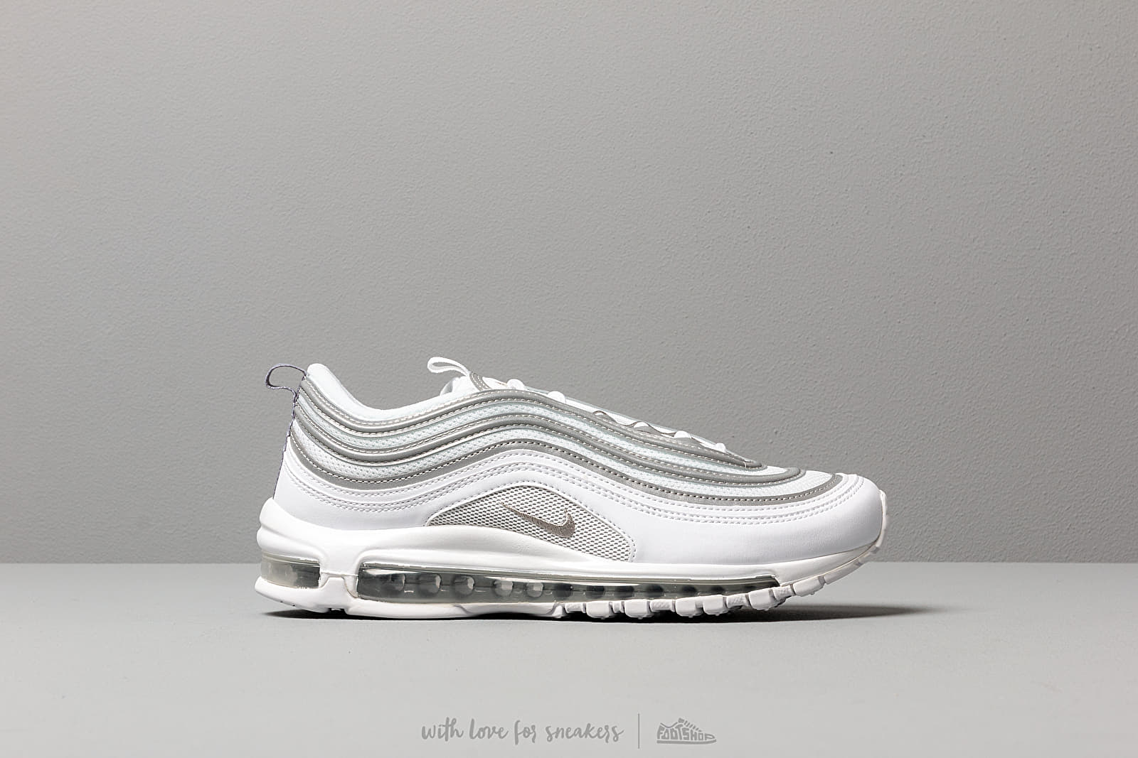 c4f8df70 Nike Air Max 97 White/ Reflect Silver-Wolf Grey at a great price 169