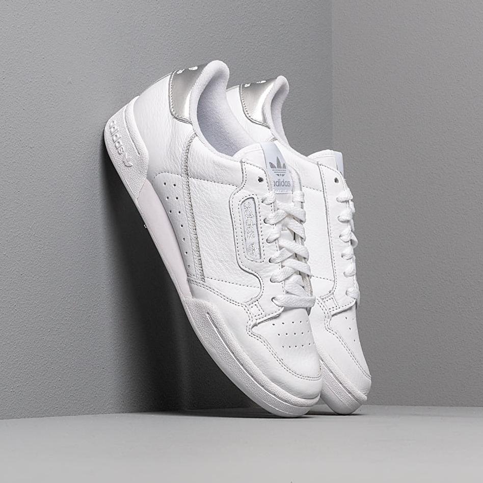 adidas Continental 80 W Ftw White/ Ftw White/ Silver Metalic EUR 38 2/3