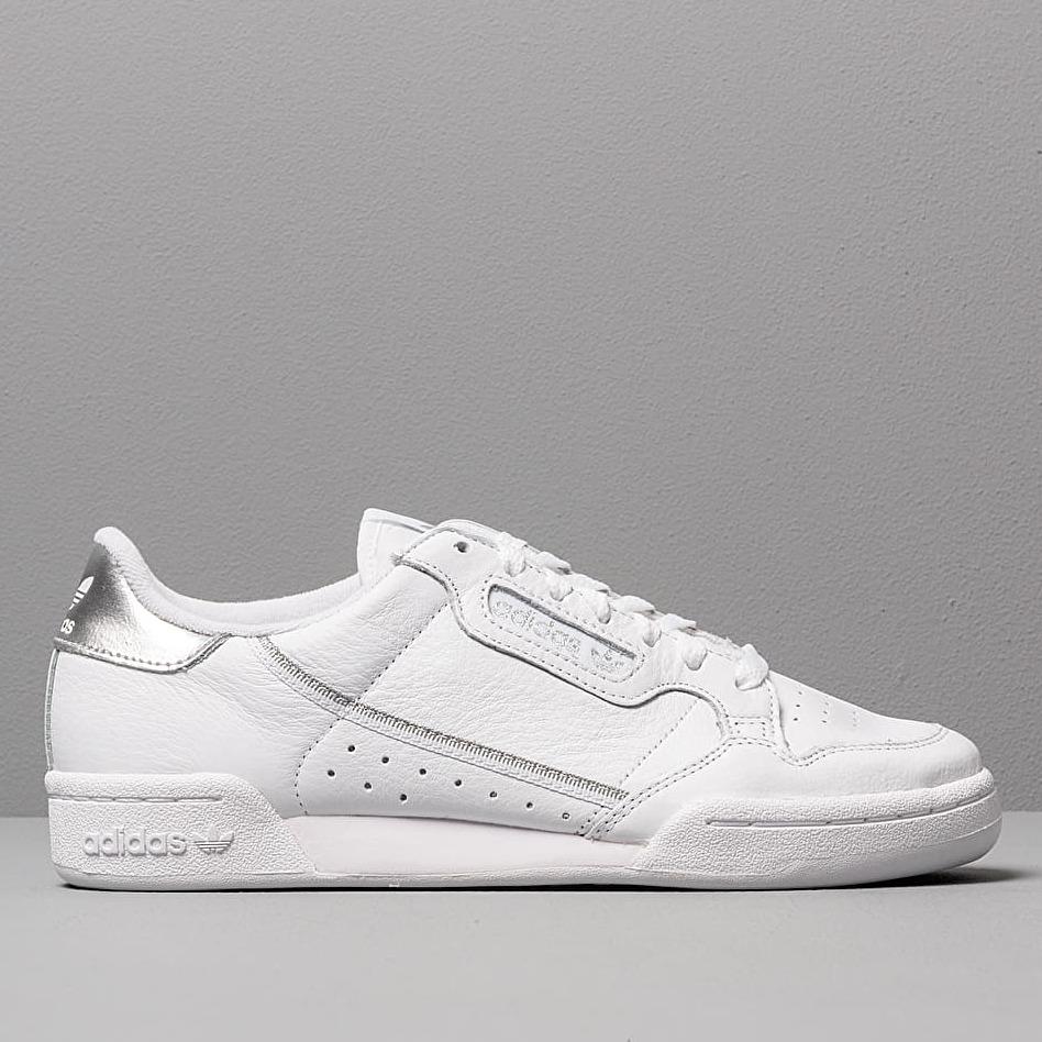 adidas Continental 80 W Ftw White/ Ftw White/ Silver Metalic