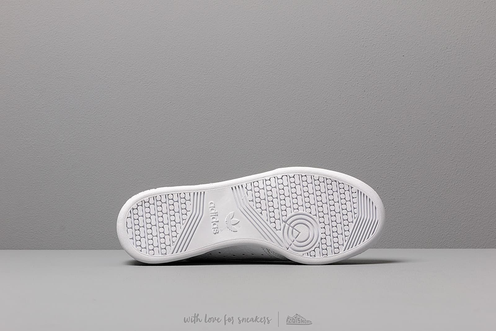 adidas Continental 80 W Ftw White Ftw White Silver Metalic | Footshop