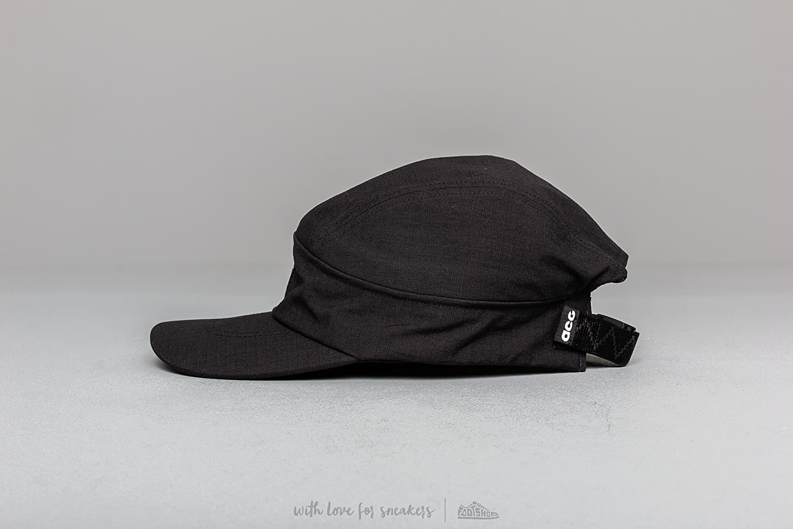 newest a7fa8 84ac2 Nike NRG ACG Tailwind Visor Cap Black  Black at a great price  43 buy at