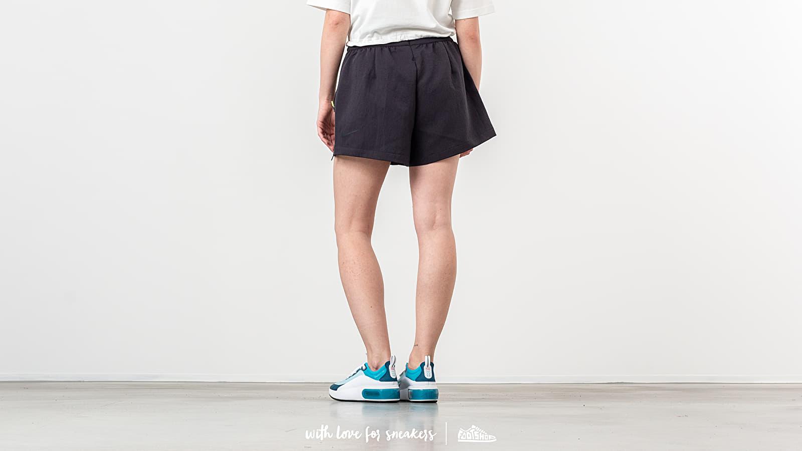 Nike Sportswear Tech Pack Woven Short Oil Grey Black | Footshop