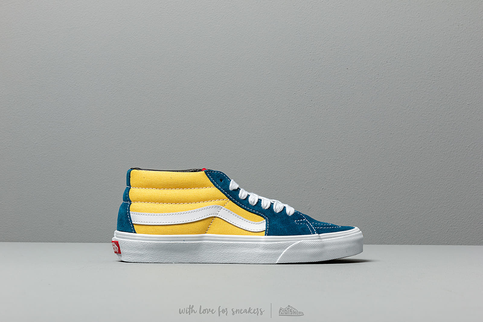 Vans SK8-Mid (Retro Skate) Sailor Blue | Footshop
