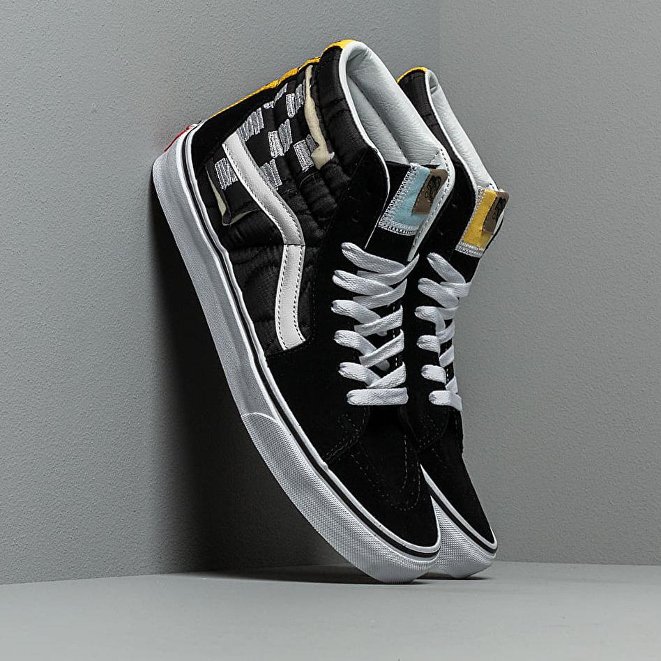 Vans SK8-Hi (Mixed Quilting) Black/ Tr EUR 36.5