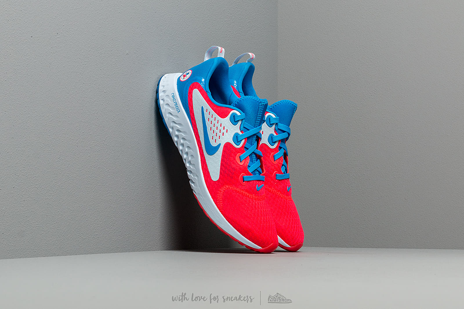 Nike Legend React Heat Chk GS