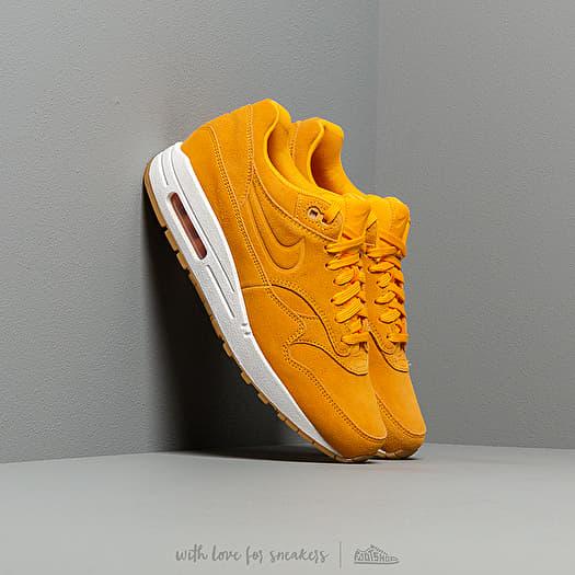 Nike Wmns Air Max 1 Premium University Gold University Gold | Footshop