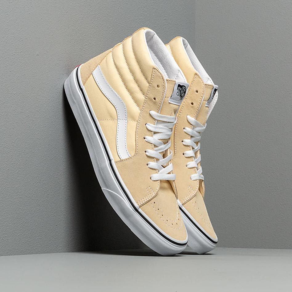 Vans SK8-Hi Vanilla Custard/ True White EUR 40.5