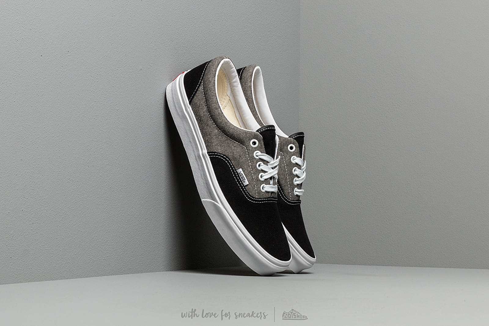 Vans Era (Chambray) Canvas Black/ T at a great price 66 € buy at Footshop