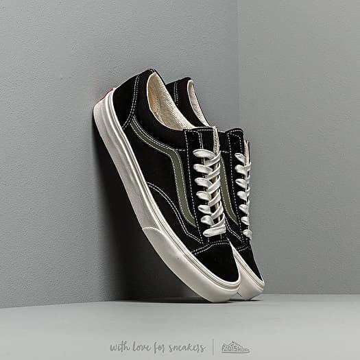 Vans Style 36 (Vintage Sport) Black Black | Footshop