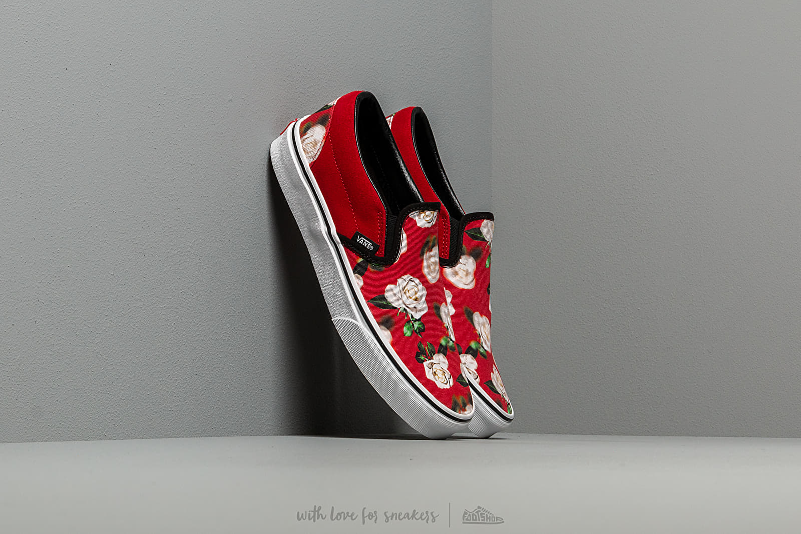 Vans Classic Slip-On (Romantic Floral)