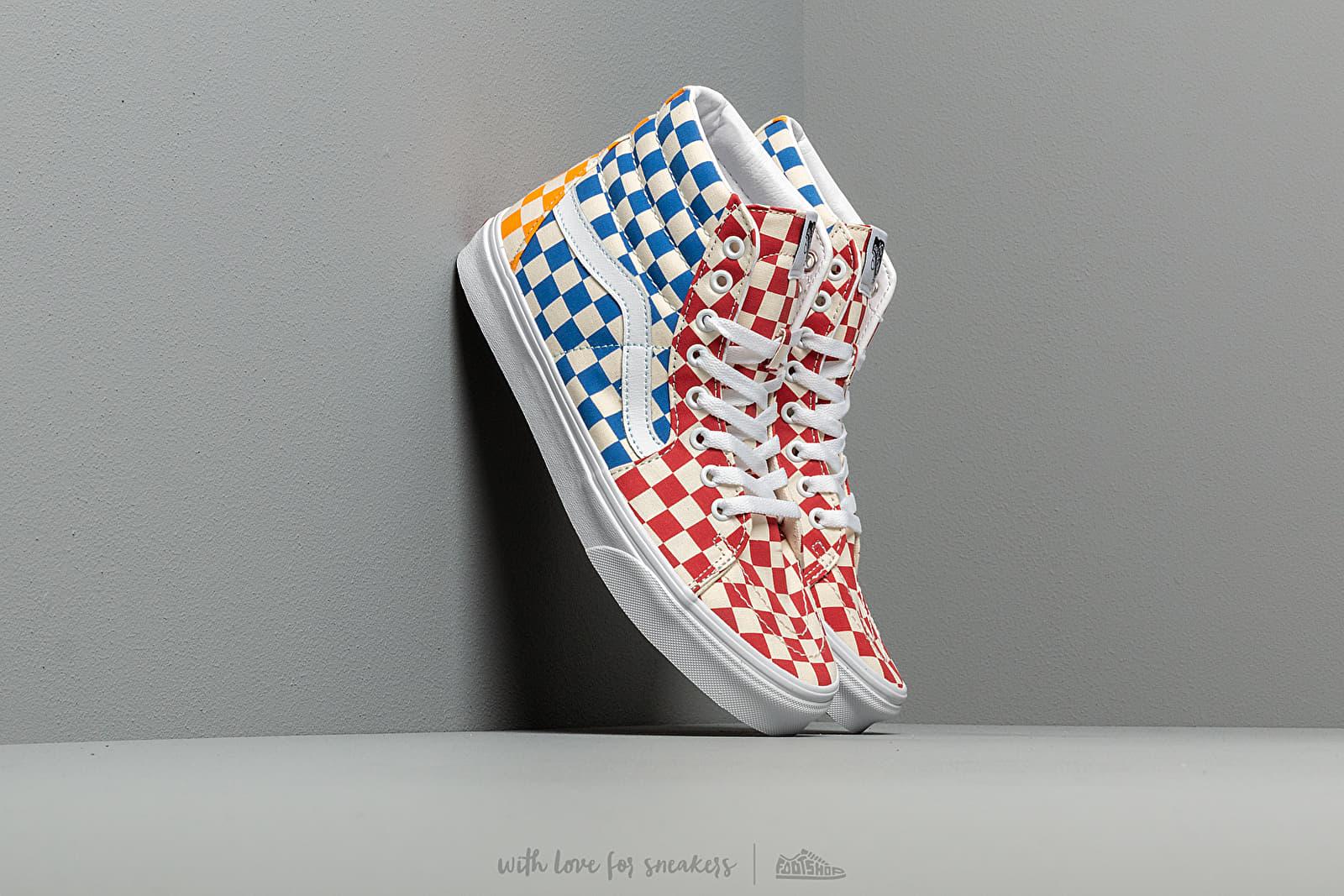Vans SK8-Hi (Checkerboard)