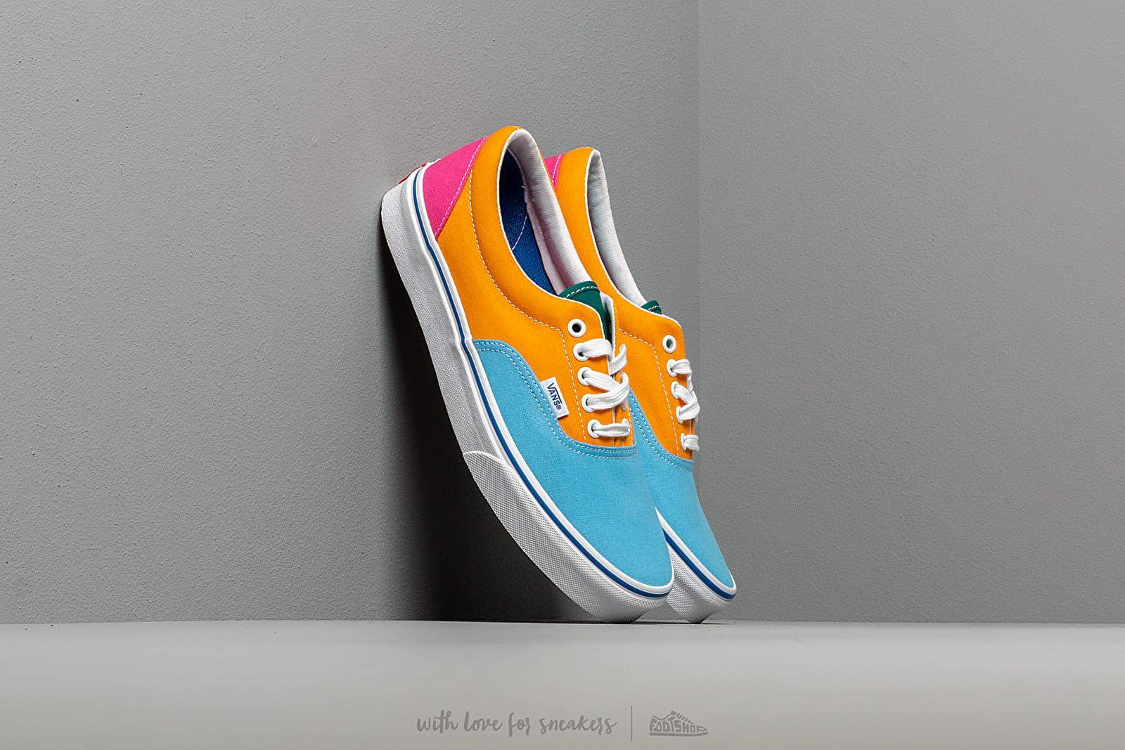 Vans Era (Canvas) Multi Bright | Footshop