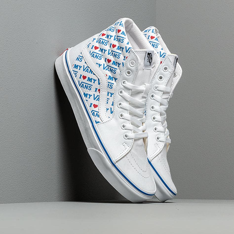 Vans SK8-Hi (I Heart Vans) True White EUR 36.5