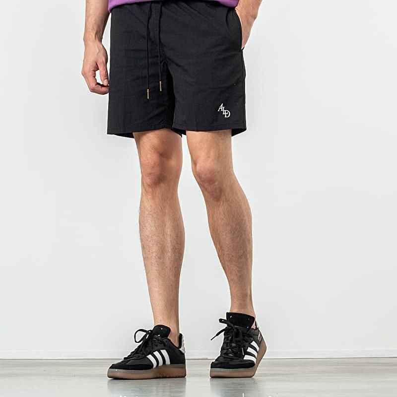 Aimé Leon Dore Monogram Nylon Shorts Black