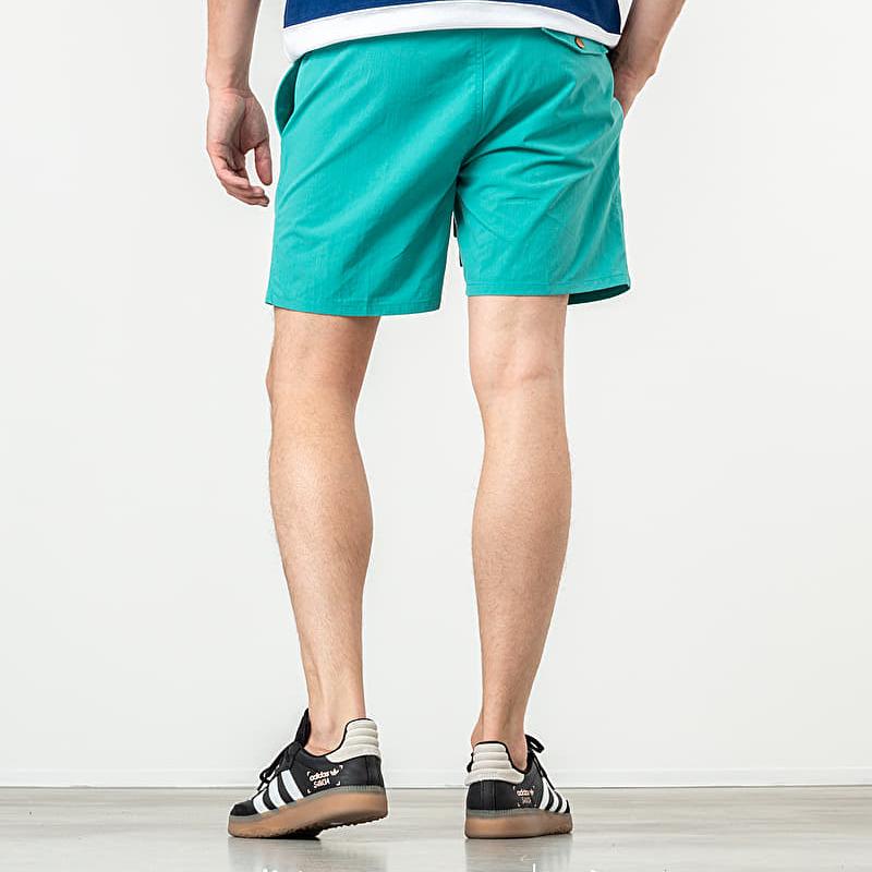 Aimé Leon Dore Monogram Nylon Shorts Tropical Green