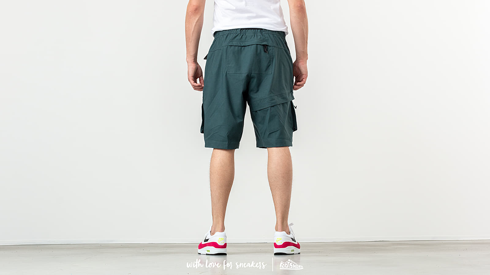 new style 59690 23995 Nike NRG ACG Short Cargo Deep Jungle at a great price 88 € buy at Footshop