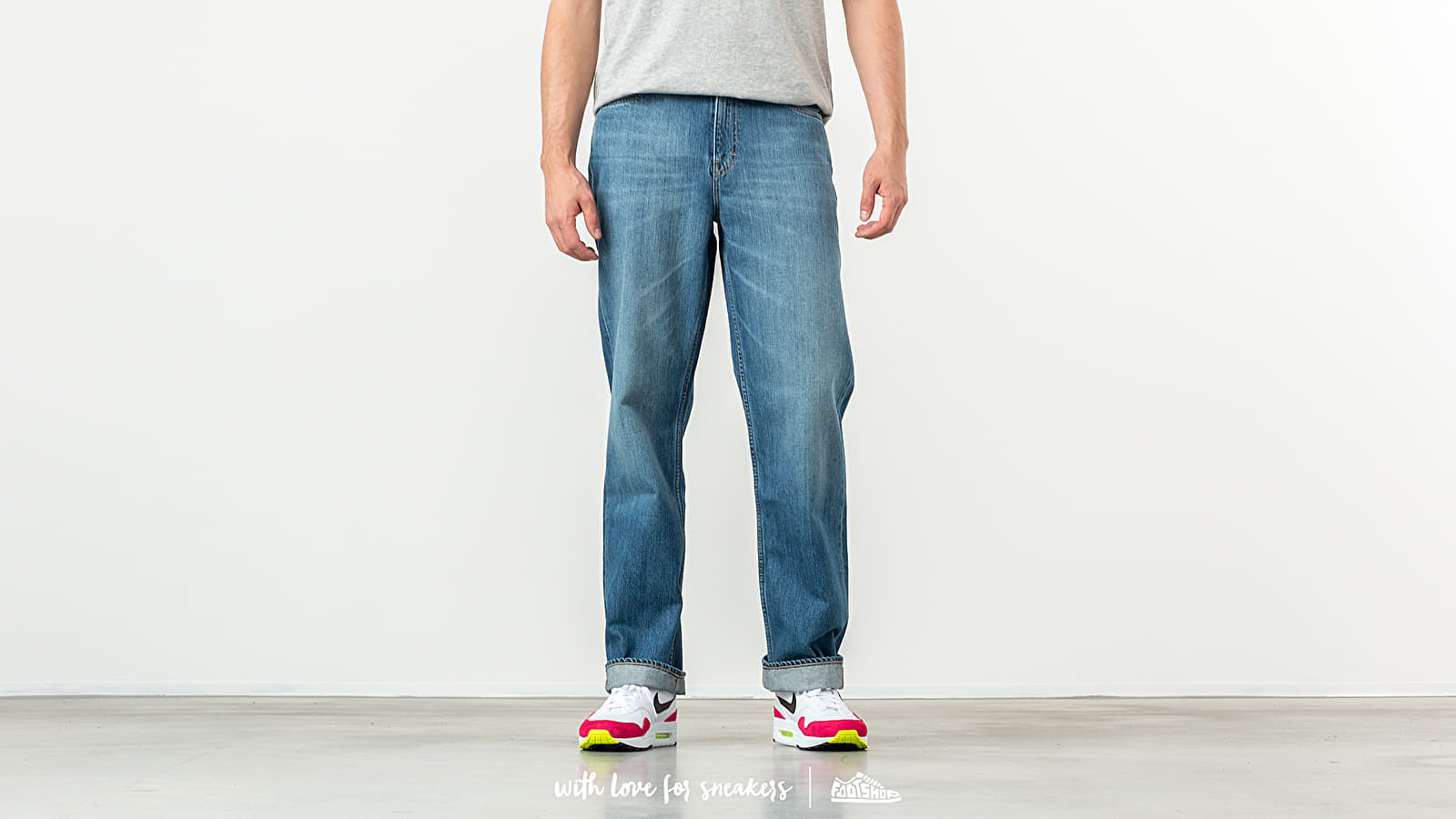 Our Legacy Gift From Mom Wash Formal Cut Jeans Blue Denim at a great price 245 € buy at Footshop