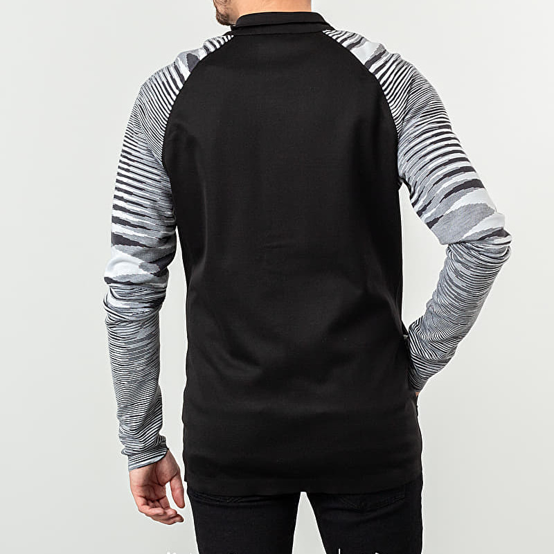 adidas x Missoni PHX Jacket Black/ White/ Dark Grey