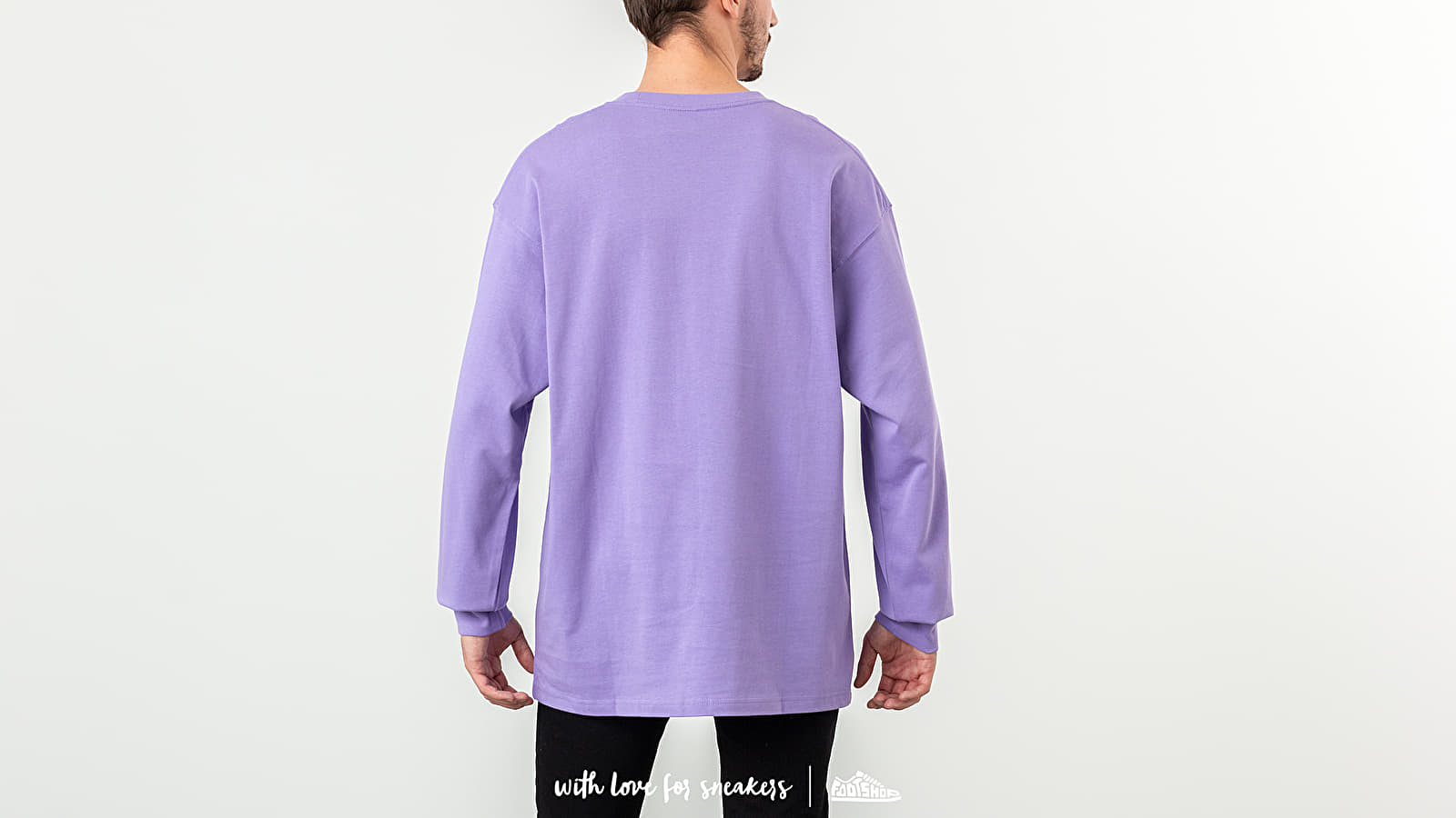 0d8b4c7b Nike NRG ACG Longsleeve Logo Tee Space Purple/ Lotus Pink at a great price  $43