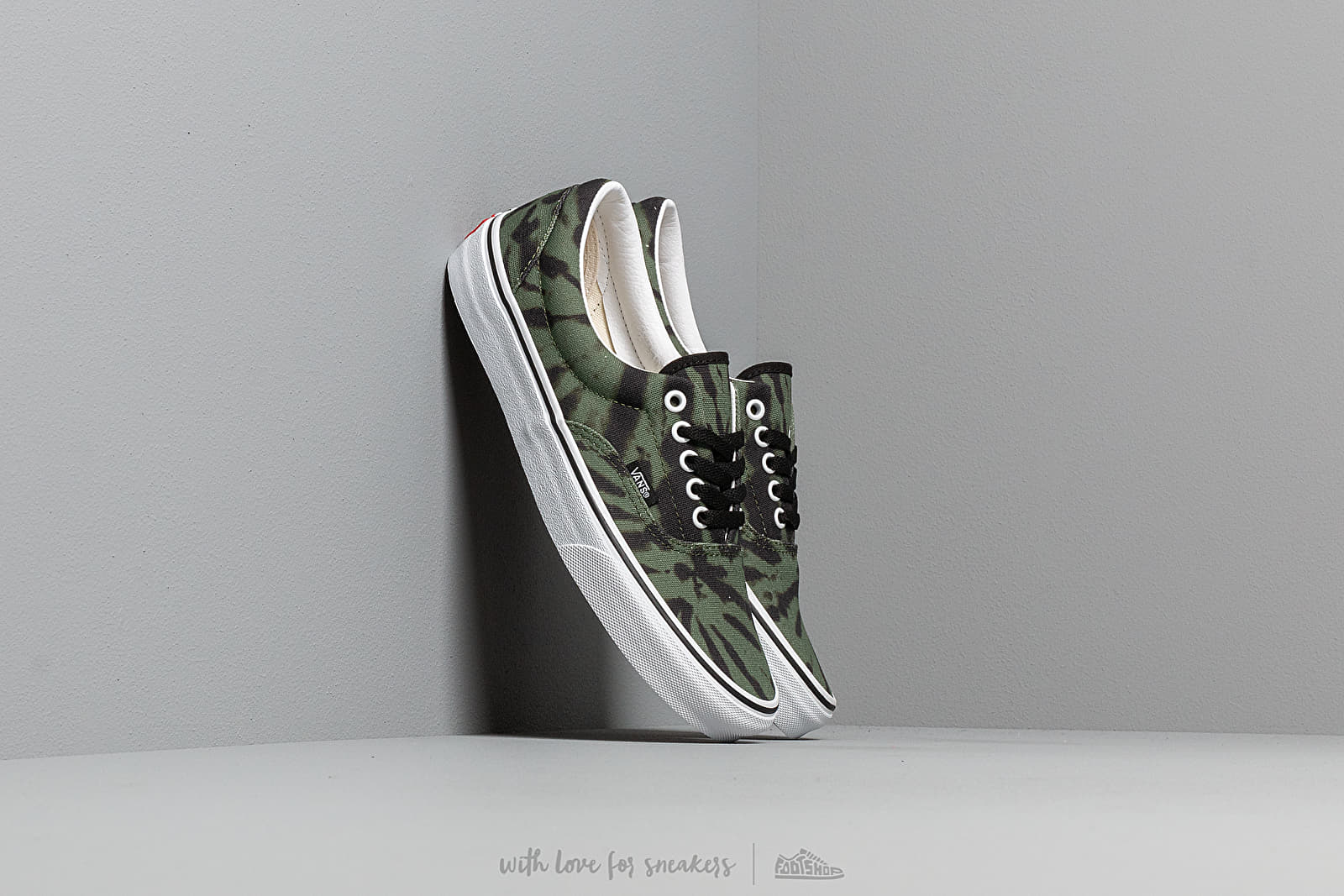 Vans Era (Tie Dye) Garden Green/ True White at a great price 62 € buy at Footshop