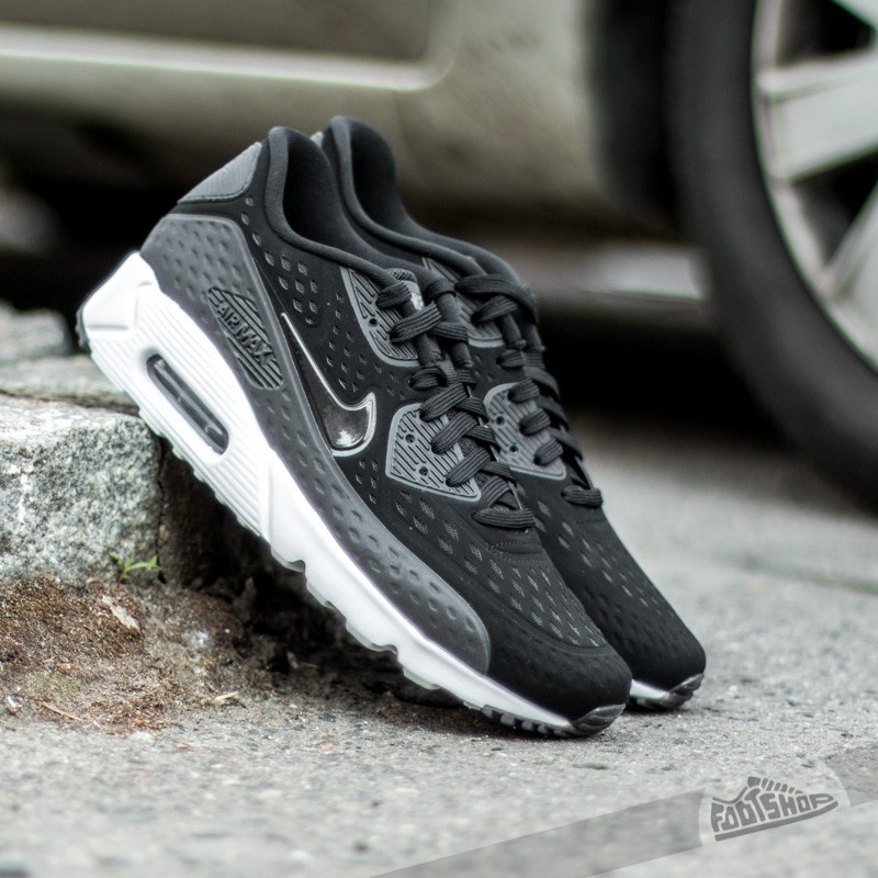 new concept 4e3f6 b08db Nike Air Max 90 Ultra BR Black Black-Dark Grey-Black