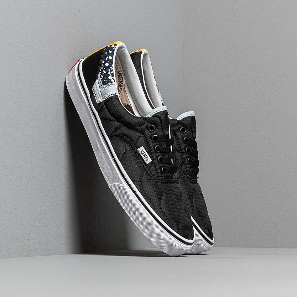 Vans Era (Mixed Quilting) Black/ True White EUR 38
