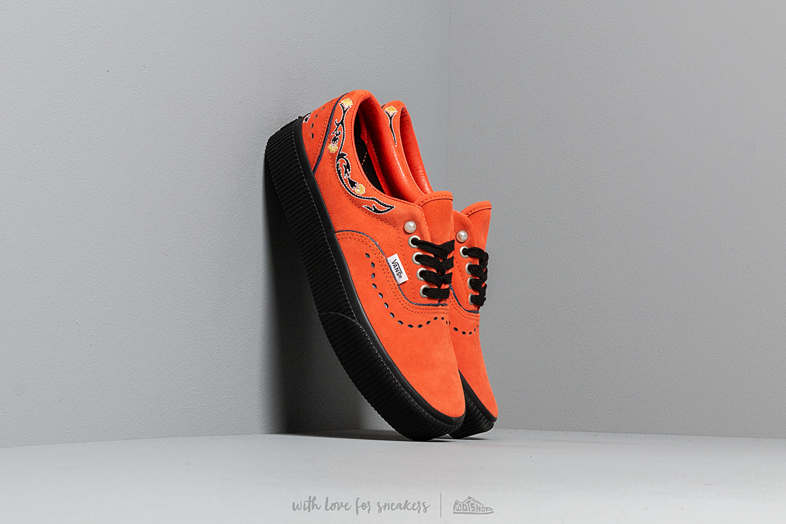 Vans Era Platform (Pearly Punk) Koi/ Black za skvelú cenu 79 € kúpite na Footshop.sk