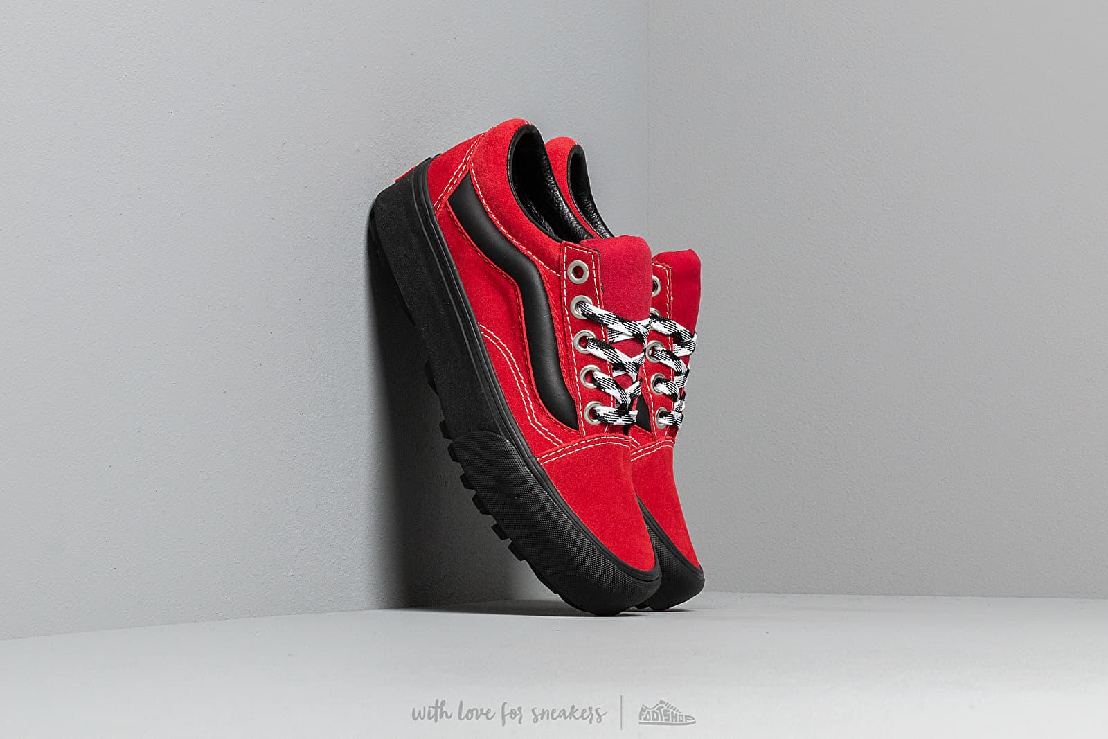 Vans Old Skool Lug Platform (90S Retro) Chili Pepperr/ at a great price 87 € buy at Footshop