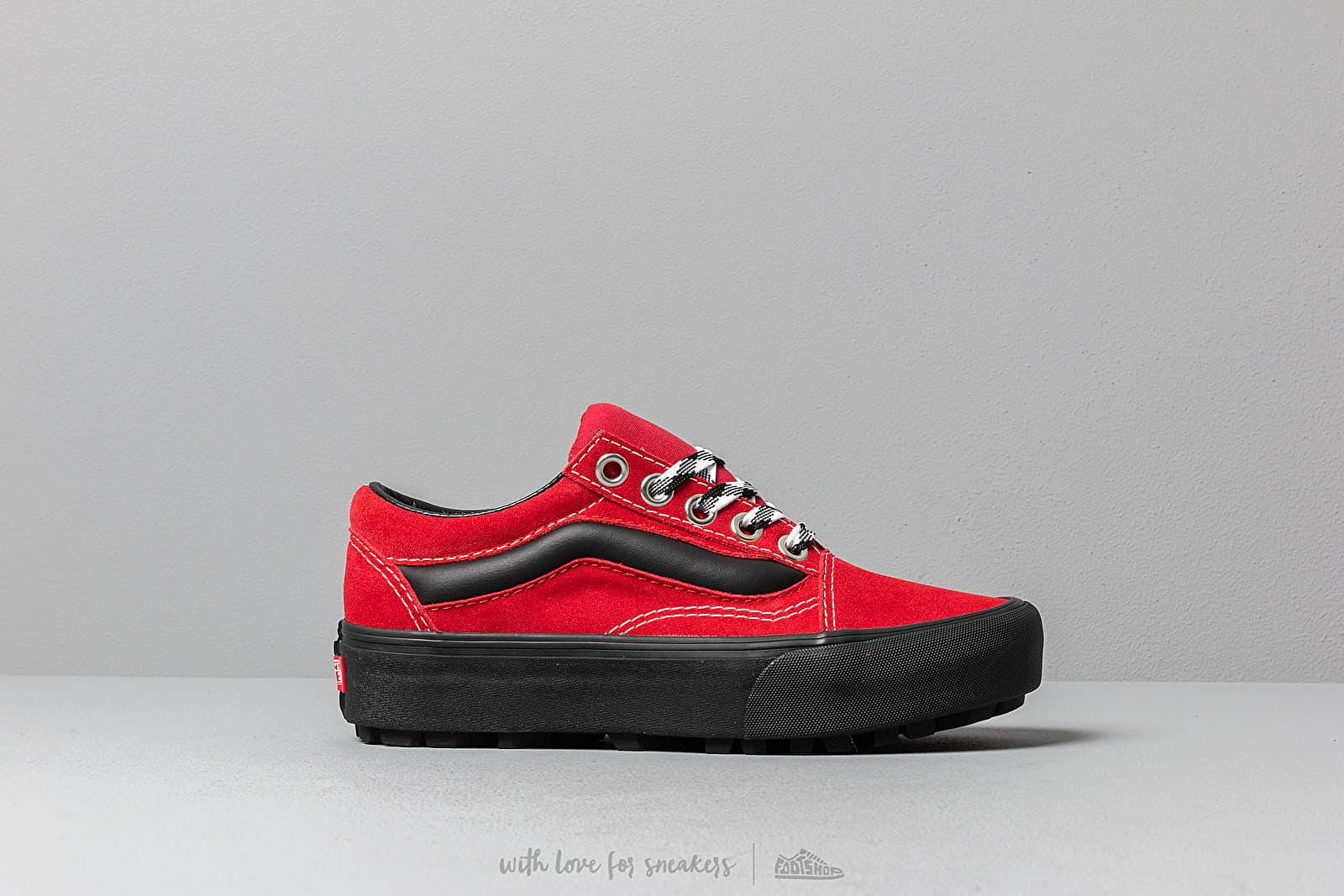Men's shoes Vans Old Skool Lug Platform