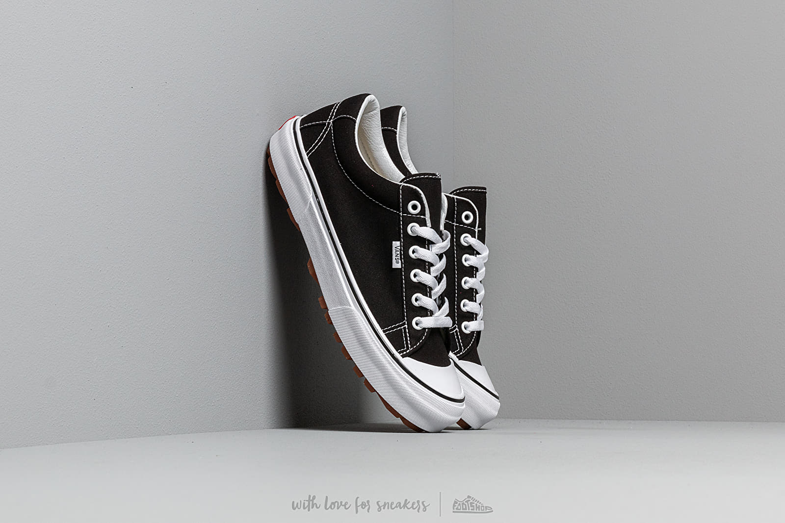 Pánské tenisky a boty Vans Style 29 Black/ True White