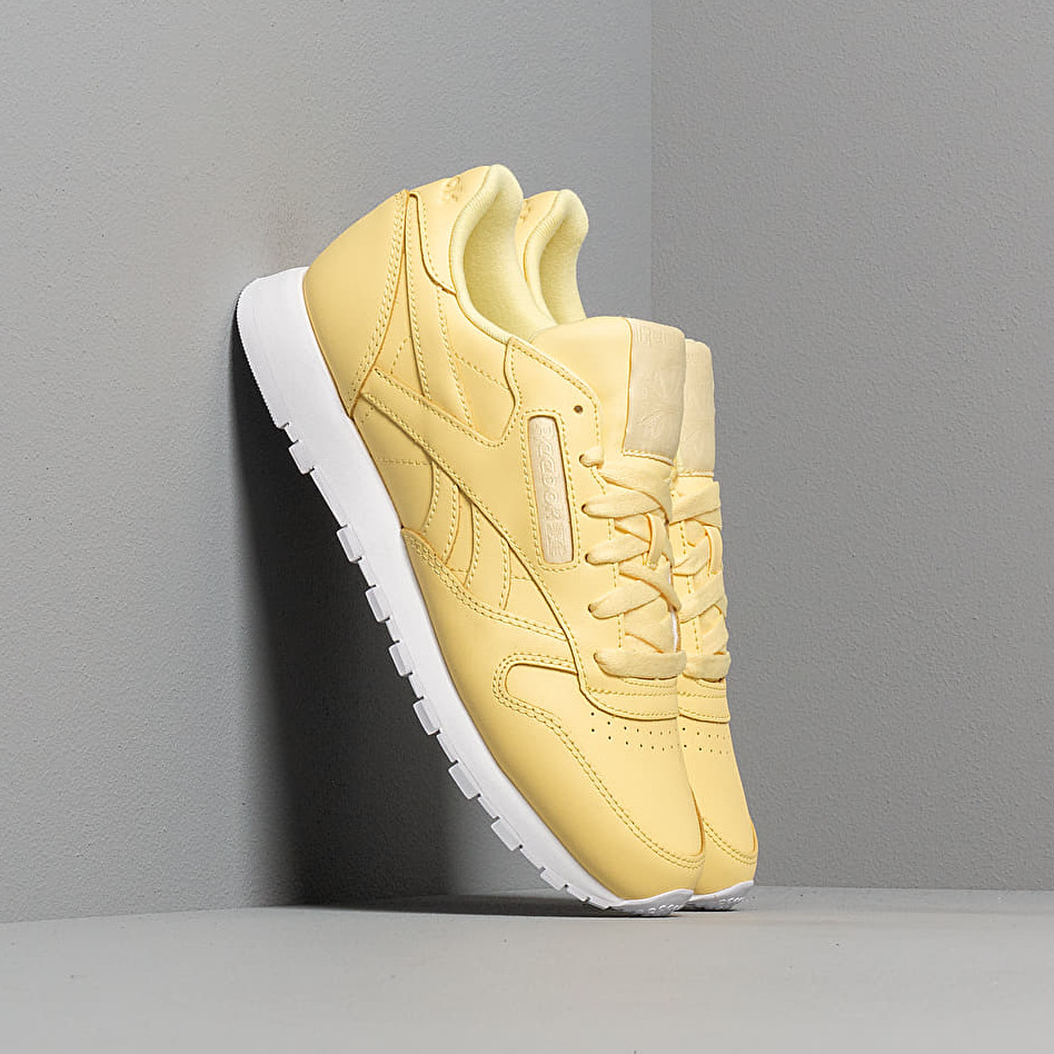 Reebok Classic Leather Filtered Yellow/ White EUR 39