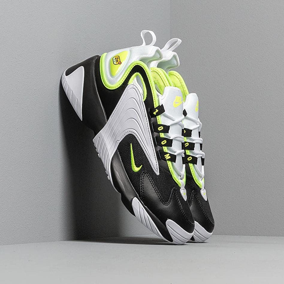 Nike Zoom 2K Black/ Volt-White EUR 43