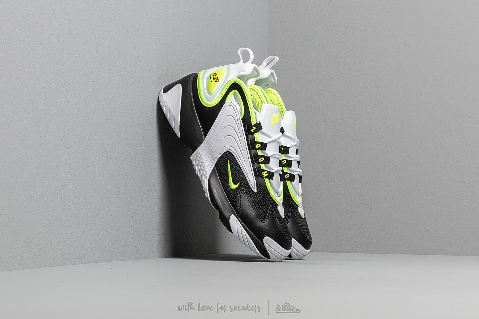 Nike Zoom 2K Black/ Volt-White za skvělou cenu 2 290 Kč koupíte na Footshop.cz