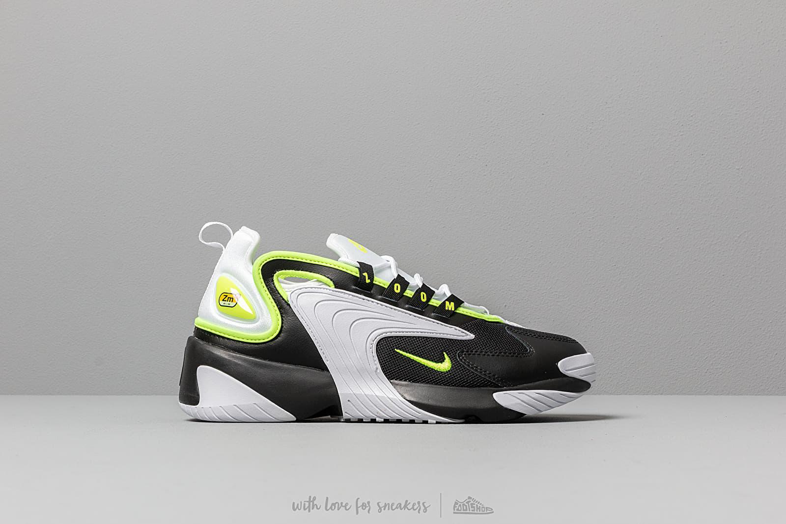 b98e8e0a8bef2 Nike Zoom 2K Black  Volt-White at a great price 84 € buy at