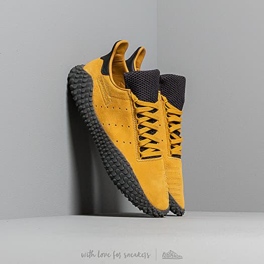 adidas Kamanda Raw Ochre Raw Ochre Carbon | Footshop