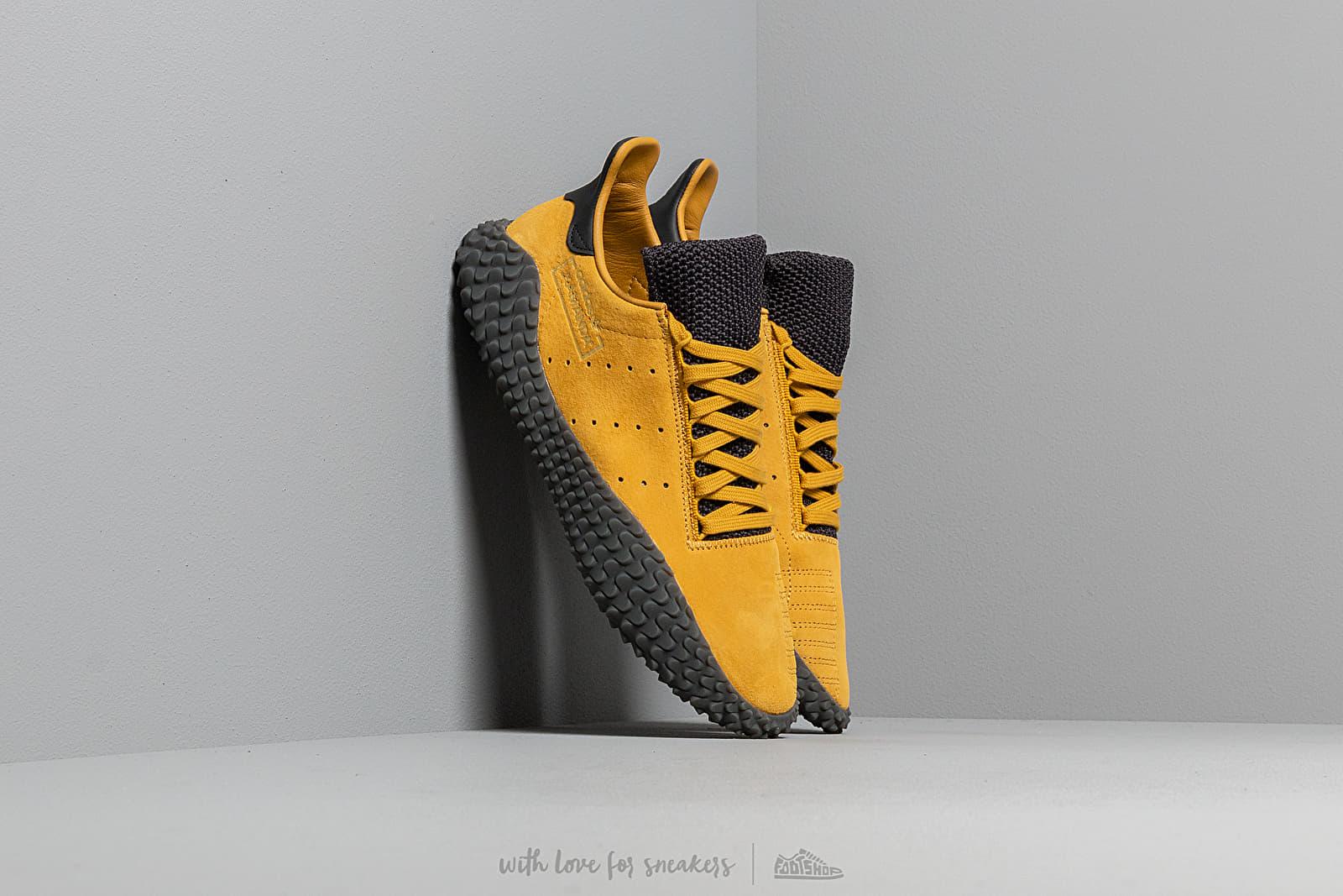 Men's shoes adidas Kamanda Raw Ochre